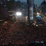 افزایش تدابیر امنیتی در کره جنوبی در آستانه تظاهرات ضد دولتی