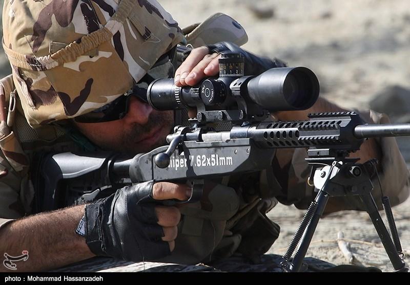 رونمایی از سلاحهای تک تیرانداز بهینهسازی شده نزاجا