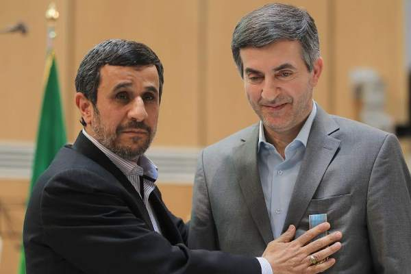 واکنش احمدینژاد به بازداشت مشایی