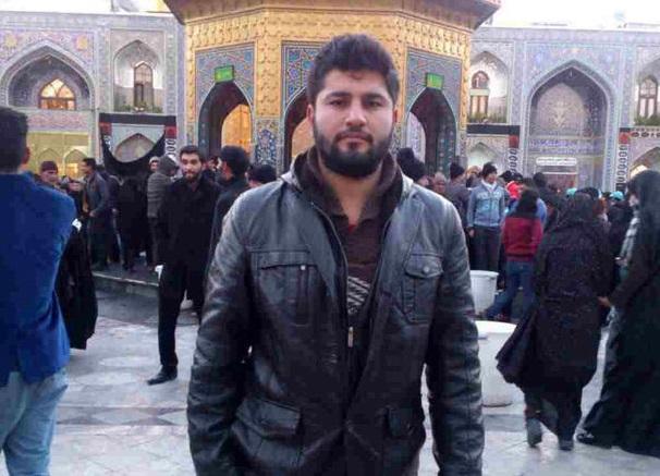 """آخرین خبر از """"سعید براتی """"مرزبان ربوده شده"""