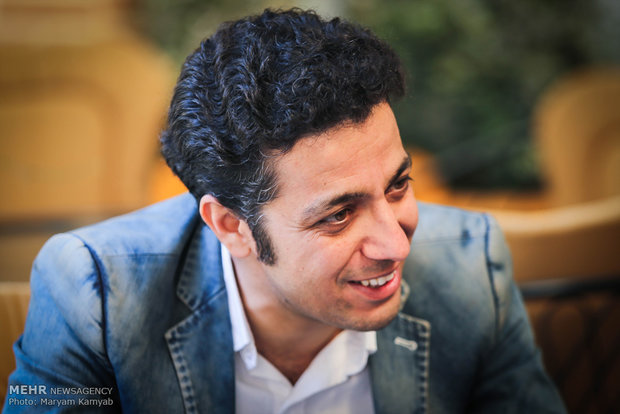 گفتگو با بازیگر نقش شهید حسن باقری