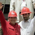 در حاشیه ابراز دلتنگي مجدد احمدينژاد براي چاوز/ همه ما برای تو دلتنگیم