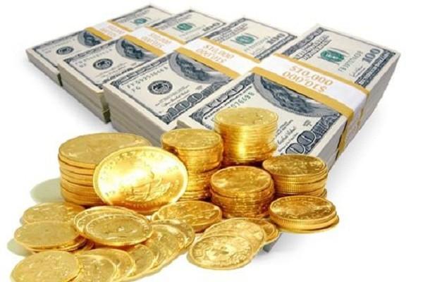 دلار ۱۰ هزار تومان، سکه ۴ میلیون، طلا ۳۰۸ هزارتومان/پرش ۴۰۰ هزار تومانی سکه!