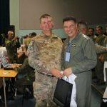 خلبان ایرانی خلبان برتر مسابقات نظامی قزاقستان شد