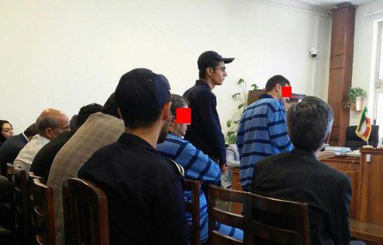 اعتراف داماد خشن به آتش سوزی مرگبار در سعادت آباد تهران / ۲ زن و ۲ مرد کشته شدند+ عکس