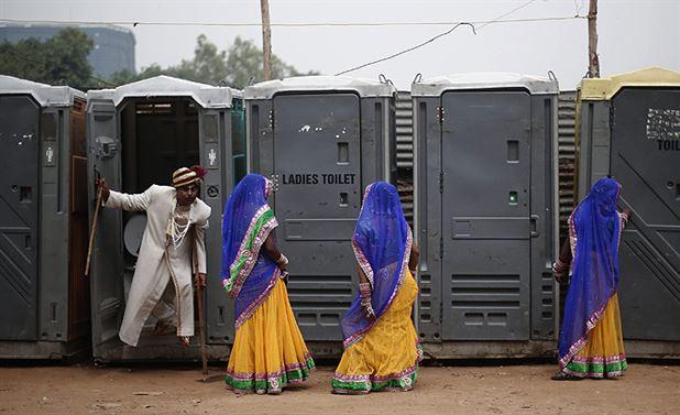 تلاش هند برای ترمیم چهره نازیبا
