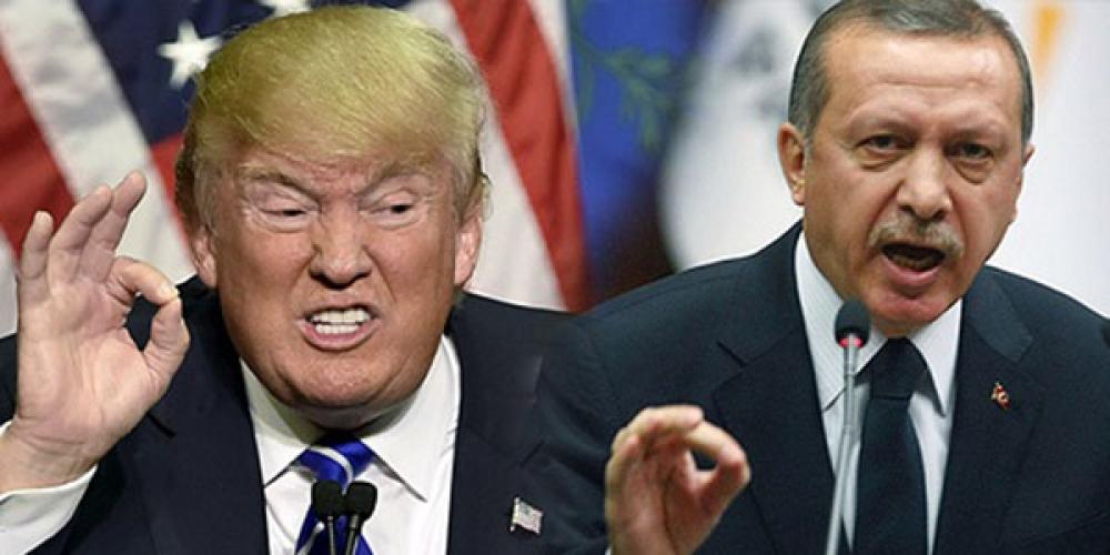 پرده جدید جنگ اقتصادی ترامپ و اردوغان