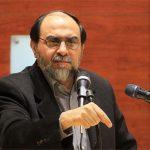 اگر سخنانم در مورد سکولاریسم در حوزه توهین است پس آقایان اول باید امام را محاکمه کنند