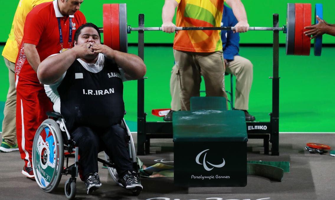 رحمان: در پارالمپیک ۲۰۲۰ هم رکوردشکنی میکنم