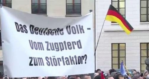 پسلرزههاي پيروزي راستگراها در انتخابات محلي آلمان