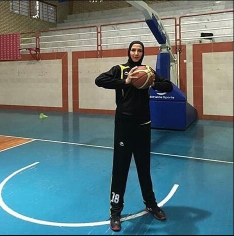 بلند قدترین دختر ایران