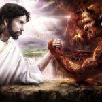 توصیه حضرت مهدی(ع) برای به خاک مالیدن بینی شیطان