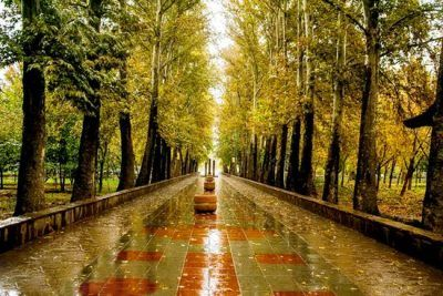 سامانه بارشی جدید در راه ایران