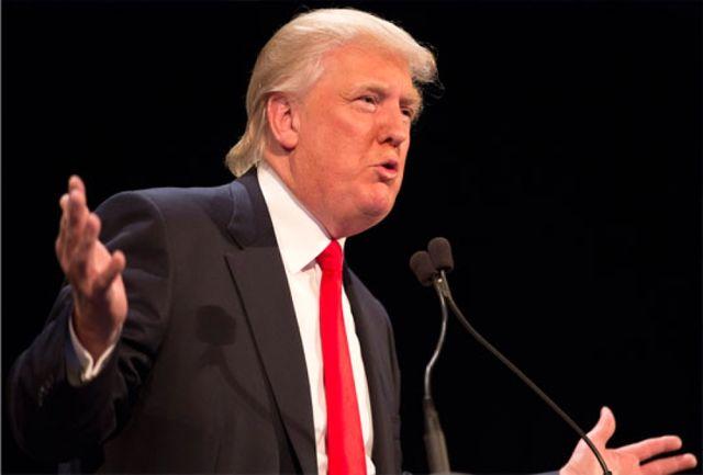 ترامپ به مکرون حمله کرد