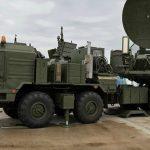 """وزارت دفاع روسیه چندین منطقه را در شمال غربی روسیه با آخرین مجموعه جنگ الکترونیک """"سمرقند"""" پوشش داد."""