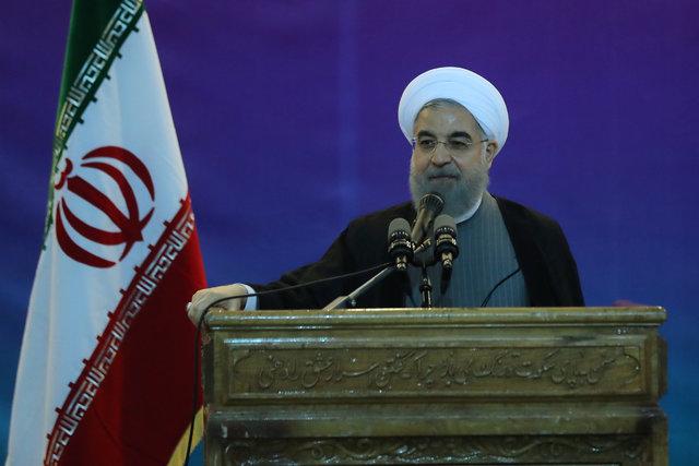 آغاز سخنرانی رئیس جمهور در کنفرانس وحدت اسلامی