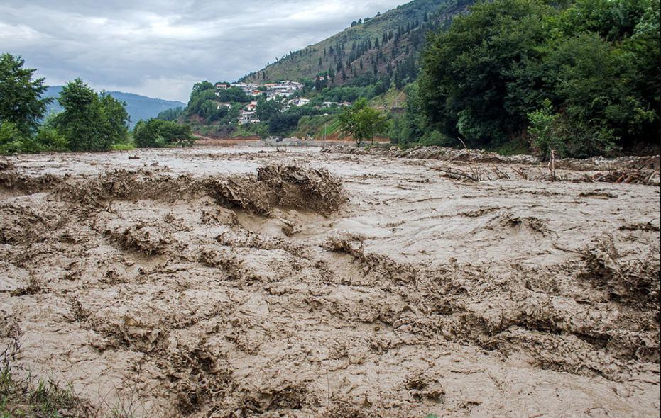 پنج استان کشور درگیر سیل و آبگرفتگی