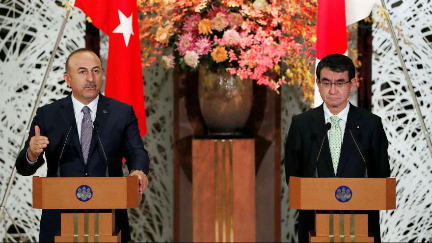 هشدار وزیرخارجه ترکیه به ترامپ: تحریمهای آمریکا علیه ایران یکجانبه، غیرعاقلانه و خطرناک است