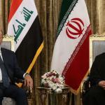 شوخی جالب حسن روحانی با رئیس جمهور عراق
