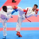 مبارزه ۶ نماینده کشورمان در روز نخست در اولین روز از بیست و چهارمین دوره رقابتهای کاراته قهرمانی جهان در اسپانیا ۶ نماینده کشورمان به مصاف رقبا میروند.