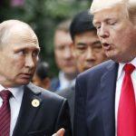 واکنش روسیه به تصمیم ترامپ برای لغو دیدار با پوتین