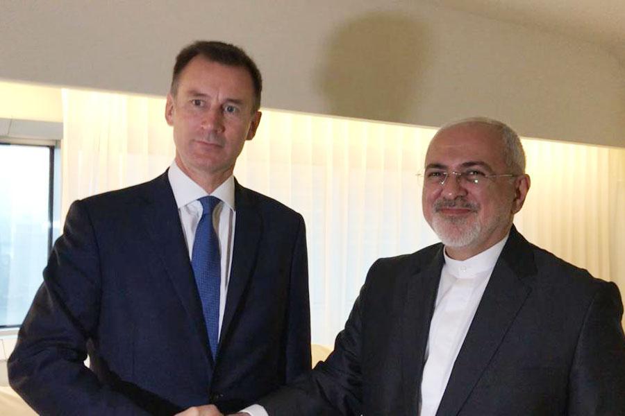 وزیر خارجه انگلیس فردا در تهران با ظریف دیدار می کند