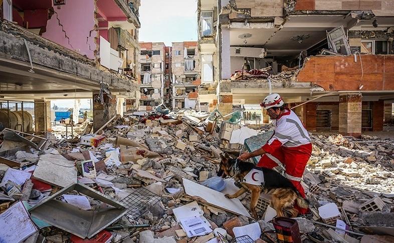 زلزله ۶٫۴ ریشتری دیشب پس لرزه زلزله شدید آبان پارسال بود