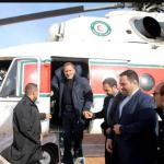 بازدید جهانگیری از مناطق زلزله زده کرمانشاه