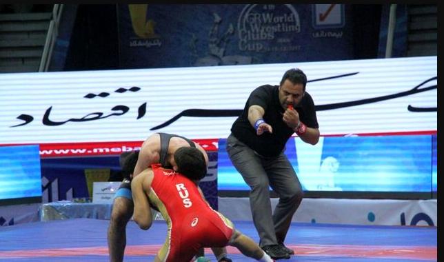 اصفهان قهرمان مسابقات کشتی فرنگی بزرگسالان کشور شد