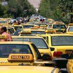 عرضه لاستیک با نرخ دولتی به رانندگان تاکسی