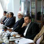 نشست رییس جمهوری با وزیر و معاونان وزارت راه آغاز شد