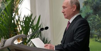 پوتین: موضع تهران در سوریه مهم است