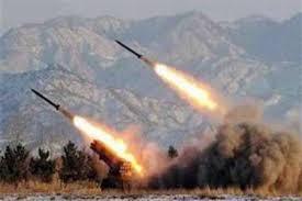 شلیک موشک زلزال به مواضع نظامیان عربستان