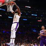 لیگ NBA| شکست تاریخی بولز/ پیروزی لیکرز با امتیازات جیمز و کوزما