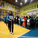مسابقات لیگ والیبال نوجوانان و جوانان دختر کشور به میزبانی آبادان