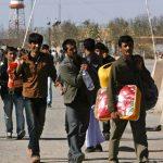 بازگشت بیسابقه مهاجران افغان از ایران!