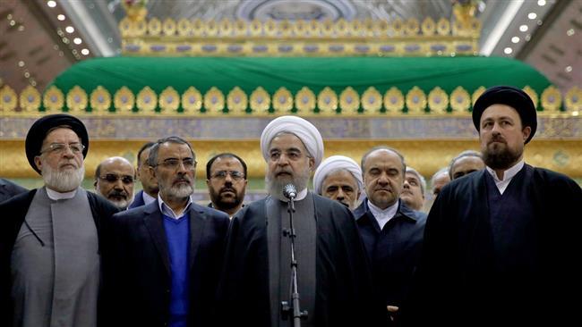 روحانی: با بزرگترین فشار اقتصادی بعد از انقلاب روبهرو هستیم