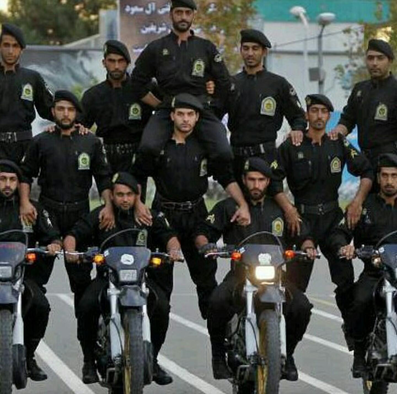 آمادگی پلیس ایران برای آموزش جبهه مقاومت فلسطین