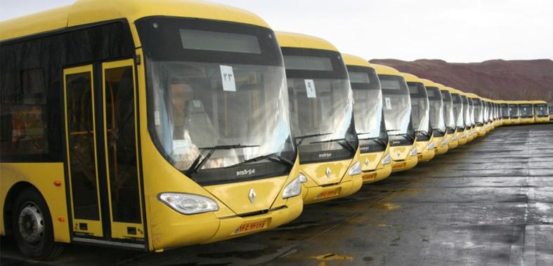 افزایش ۲۰ درصدی قیمت بلیت اتوبوس در نوروز