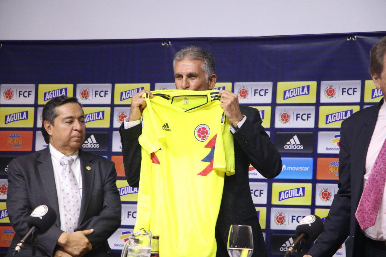 میخواهم کلمبیا را قهرمان جهان کنم