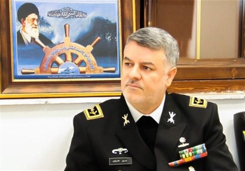 فرمانده نیروی دریایی ارتش: وقتش رسیده که بیگانگان را از منطقه بیرون کنیم