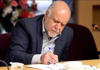 واکنش وزیر نفت به خبر استعفایش