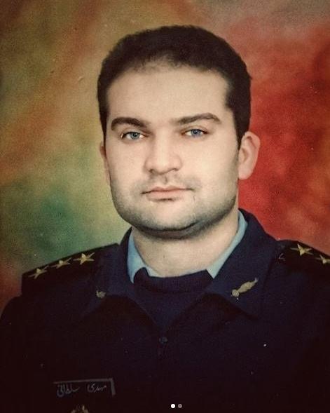 تصویری که مهدی سلطانی در واکنش به حمله تروریستی زاهدان منتشر کرد