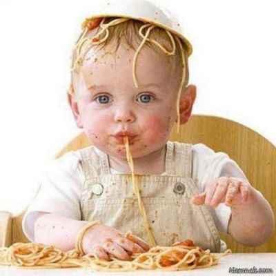 اگر فرزند زیبا می خواهید این خوراکی را حتما بخورید