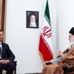 بازتاب دیدار بشار اسد با رهبری در رسانههای بینالمللی