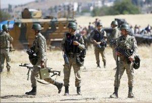 آغاز عملیات مشترک ۶۰۰ نیروی ترکیه و ایران