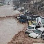 دلیل سیل شیراز اعلام شد