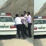 اولین واکنش به کتککاری یک شهروند توسط پلیس