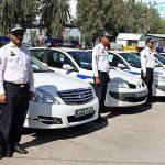 برخورد پلیس با خودروهای دولتی متخلف