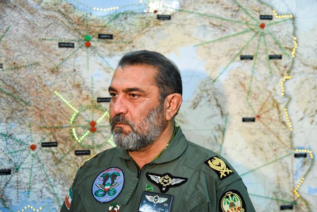 فرمانده هوانیروز ارتش: هیچ نیازی به وارد کردن قطعه از خارج از کشور نداریم